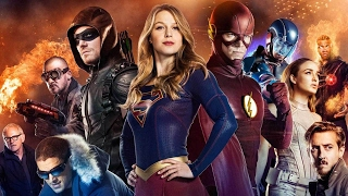 The CW Announces 2017 Premiere Dates for The Flash, Arrow, Supergirl, and More - IGN News