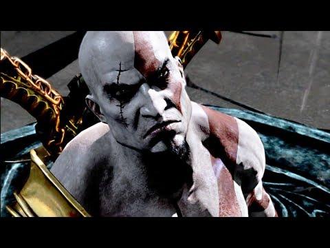 God of War III All Cutscenes Kratos Movie HD - God of War 3