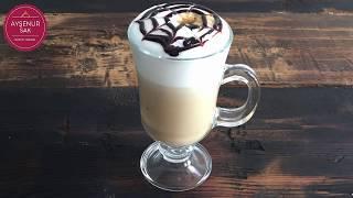 Latte Macchiato Nasıl Yapılır | How to Make a Latte Macchiato