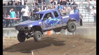 Tuff Truck Open Class Sat.2p.m. @ Clark County Fair 2018