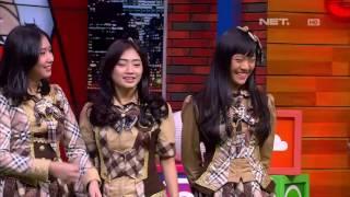 Wow Danang Darto Kedatangan Nona-Nona Cantik dari JKT48