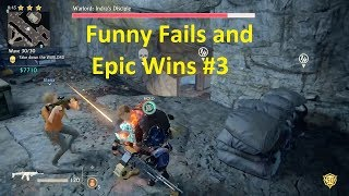 Uncharted 4 Multiplayer  Funny Fails and Epic Wins 3