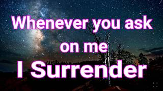 william mcdowell-I'm yours(lyric vidéo)
