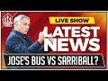 How MOURINHO Can Beat SARRIBALL! Man Utd News