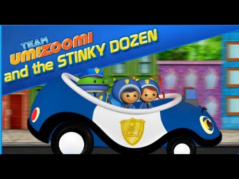 Team Umizoomi And The Stinky Dozen