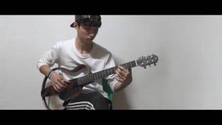 (Sungha jung) First step (cover) - OSH