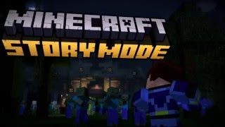 Minecraft Story Mode Episode 5 (No Commentary)