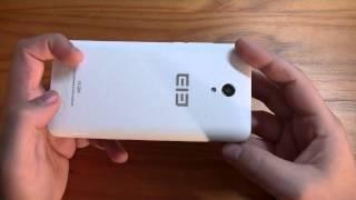 Elephone P6000 - MTK6732 - Le nouveau Mediatek 4G 64 Bits Quad Cortex A53 Mali T760 ! - Gearbest