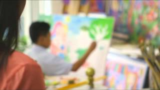 Promil Pre-School's Interactive Mural Painting Event