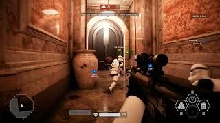 Star Wars Battlefront 2 Closed Alpha: Gameplay!