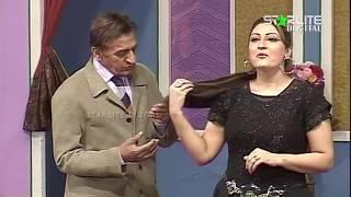 Zafar Irshad and Anwar Ali New Pakistani Stage Drama Paisa Naach Nachaway  Full Comedy Clip