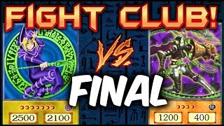 Yu-Gi-Oh Fight Club! FINALS: Zoodiac vs Magician (Competitive Yugioh) Season 1