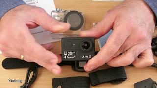 Billige Amazon Action Cam 4K Ultra HD im Test - Teil 1 | Outdoor AusrüstungTV