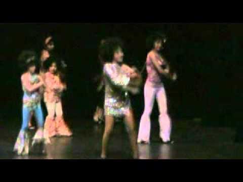 Coreografia de los 70 s