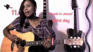 iTunes Top Christian & Gospel Songs Medley - Arranged by Jamie Grace