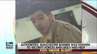 British authorities hunt