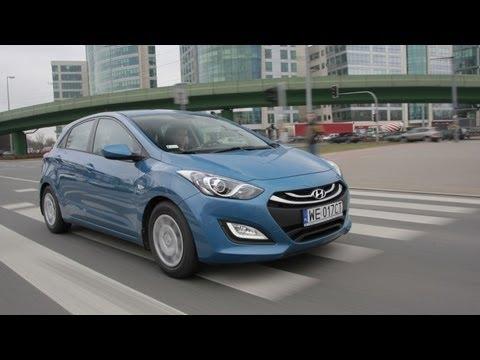 Hyundai i30 Golf rodem z Korei