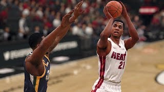 NBA 1/7 Live Utah Jazz vs Miami Heat | NBA Jan 7 Full NBA Game Highlights Jazz Vs Heat (NBA LIVE 18)