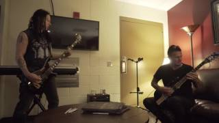 DISTURBED - Immortalized Dressing Room Practice