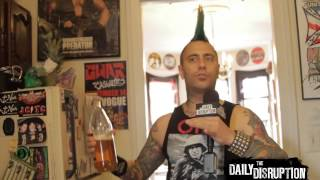 The Casualties - Hangin' at Jake's Place: Eggplant Parmesan