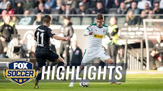 Eintracht Frankfurt vs. Mönchengladbach | 2019 Bundesliga Highlights