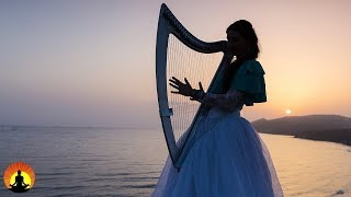Relaxing Harp Music, Stress Relief Music, Relax Music, Meditation Music, Instrumental Music, ☯3379