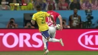 Brazil vs Croatia Group A 13.06.2014 World Cup 2014 MOTD