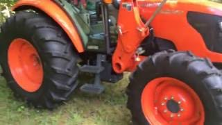 Kabota Tractor Review