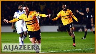 ️⚽️ English FA Cup: Man City face Newport County in pre-quarters l Al Jazeera English