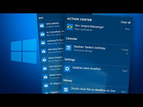 Xxx Mp4 Action Center Disappeared 😩 Enable Disable Windows 10 Action Center Easily 3gp Sex