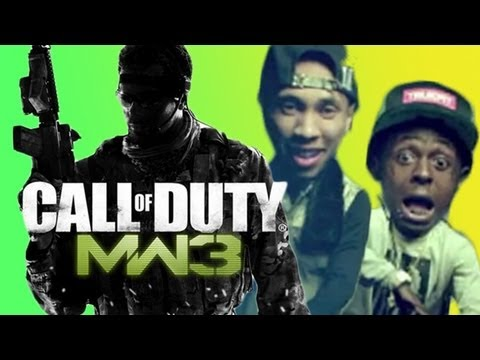 Tyga - Faded (Call of Duty Modern Warfare 3 Remix)