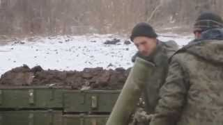 New mortar in the service of the DPR, Ukraine hot news.