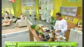 Vajinismus Tedavisi Ankara Op. Dr. Ebru Zülfikaroğlu TV8 - Günlük Hayat - 2