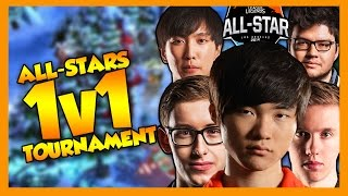 All-Stars 1vs1 Tournament Highlights - League of Legends