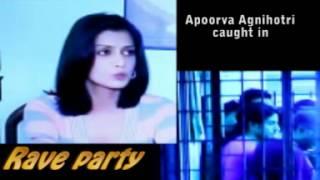 Apoorva Agnihotri Caught in Rave party in Mumbai