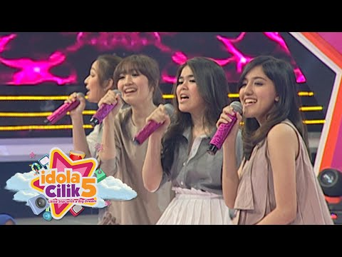 Nyanyi Bareng Blink Percayalah Di Idola Cilik 5 Idola Cilik 5 20 Feb 2016