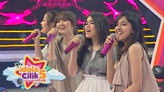 Nyanyi Bareng Blink 'Percayalah' Di Idola Cilik 5 [Idola Cilik 5] [20 Feb 2016]