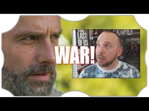 THE WALKING DEAD | END S7, BEGIN SEASON 8 | THE COMING WAR & MORE