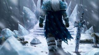 Arthas Menethil (as the Lich King) - Tribute