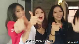 [ENG SUB] 170907 Sujeong's SudaengTV - Mamamoo Cut