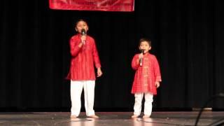 Lal Jhuti Kakatua - Poila Baishakh