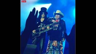 Slash's Only Interview Discussing Axl Rose & Guns N' Roses Reunion (2016/2017)