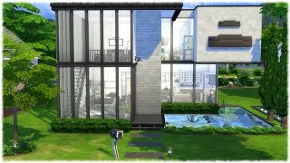 The Sims 4: Speed Build // BASE GAME LOFT // NO CC
