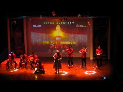 BALE ART PROJECT - Juara nasional lomba musikalisasi puisi indonesia 2014