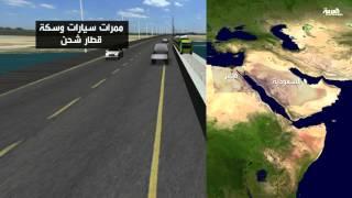 تفاصيل جسر السعودية مع مصر
