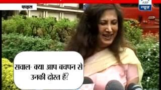 Watch: Anita Advani reveals Rajesh Khanna's last wish