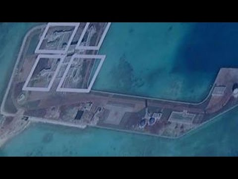 Report: China installs weapons on islands