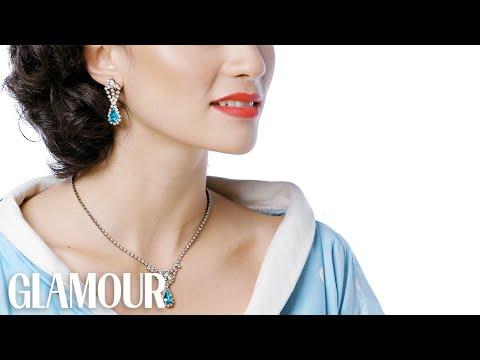 100 Years of Earrings Glamour