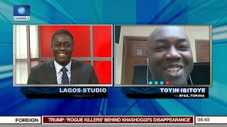 'Eagles Ready For Libya Clash' Ibitoye Commends NFF On Preparations |Sunrise Daily|