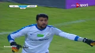 ملخص وأهداف مباراة الإسماعيلي 1 - 1 إنبي | الجولة 8 الدوري المصري